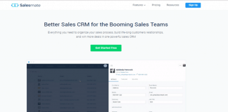 Salesmate review