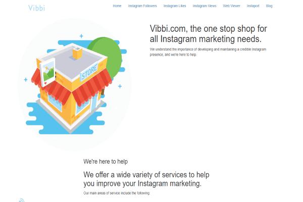 Vibbi Instagram Marketing Tools