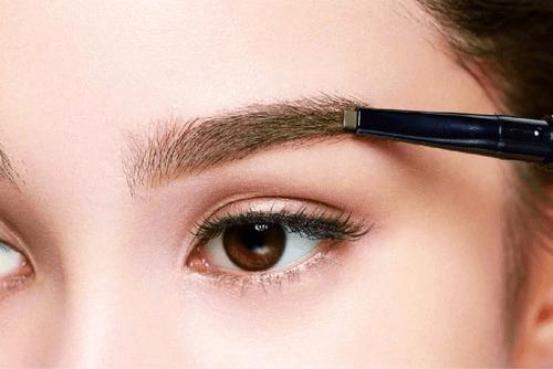 define your eyebrows