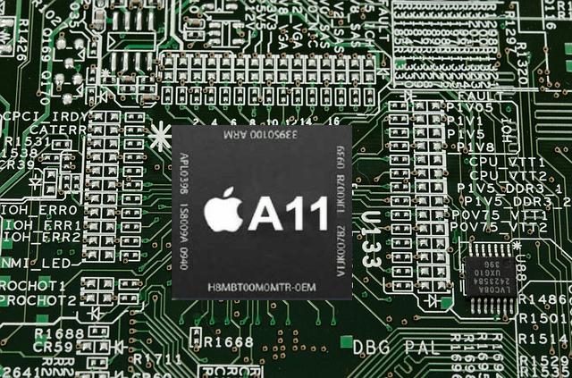 iphone 8 Processor A11