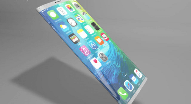 iPhone 8 New All-Glass Design