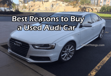 Best Reasons to Buy a Used Audi Car