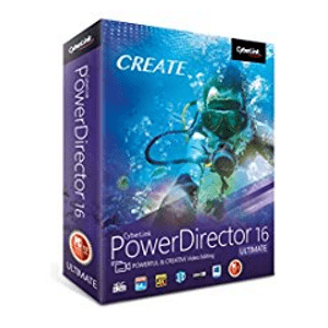 Cyberlink Power Director 16 Ultimate