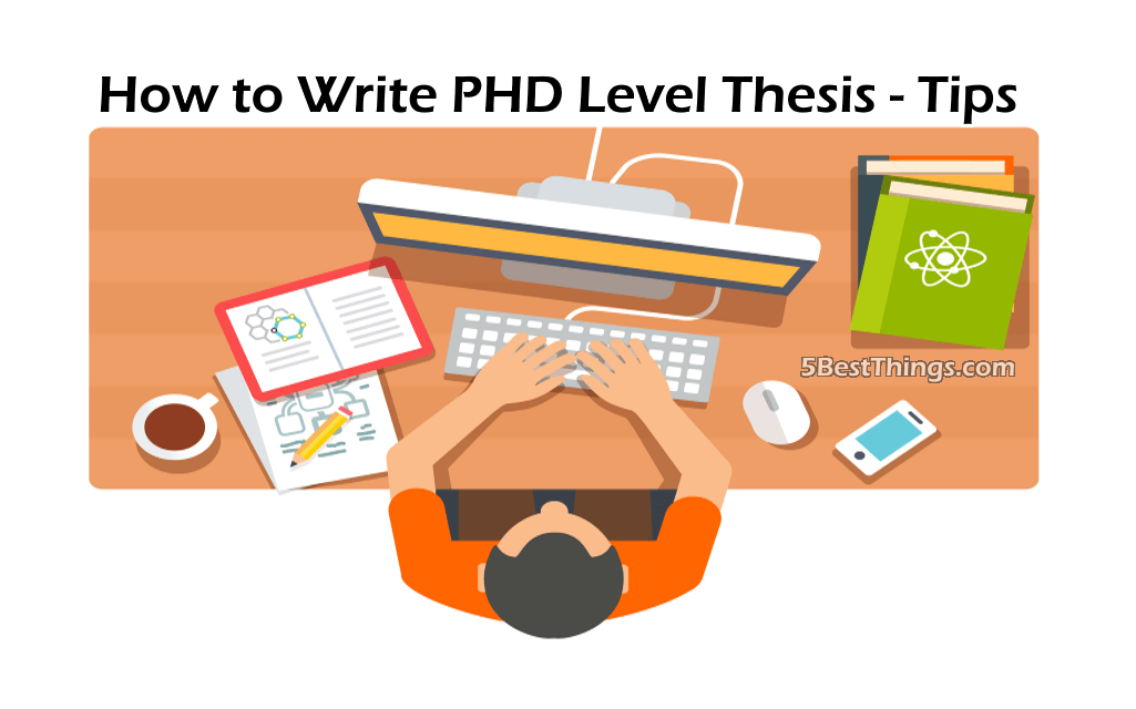 Thesis writing tips phd