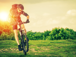 Mountain Biking Can Help us Lose Weight
