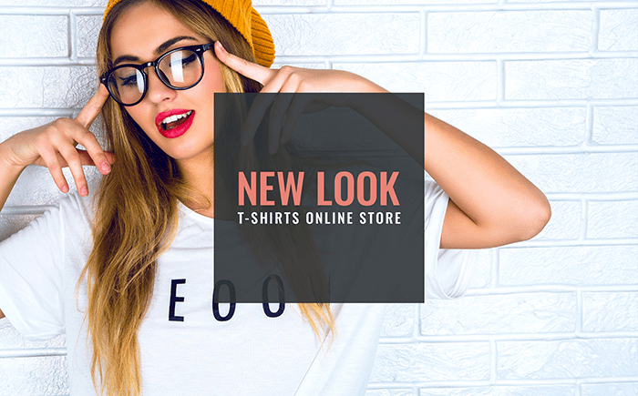 New Look - Advanced Fashion Template