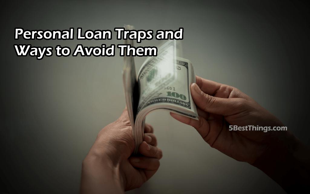Personal Loan Traps