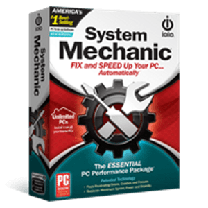 System Mechanicoffer