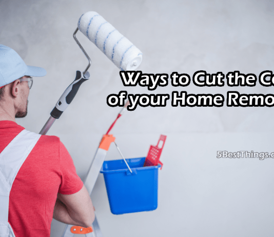 Ways to Cut the Cost of your Home Remodel