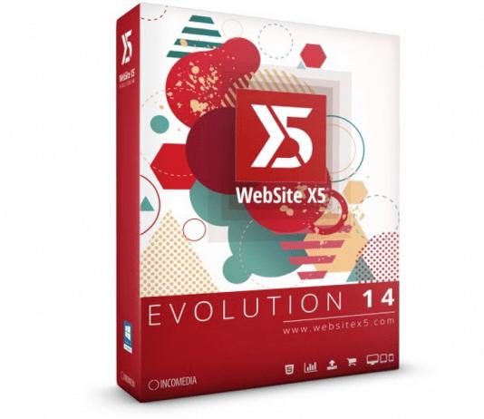 WebSite X5 Evolution 14