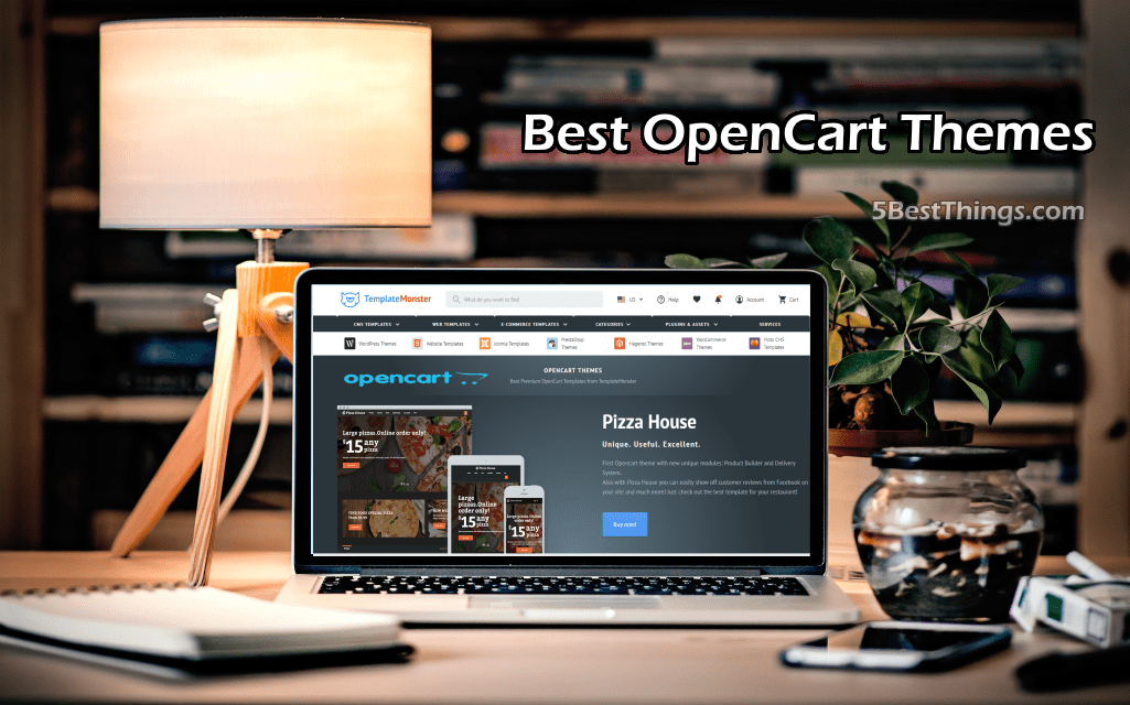 best opencart themes
