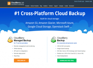 cloudBarry backup Reviews