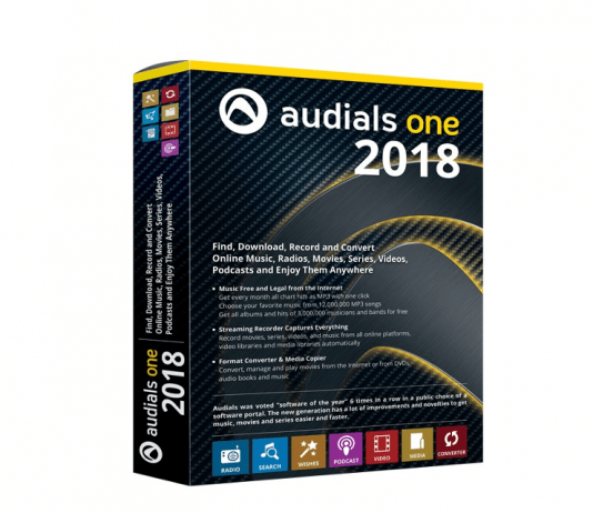Audials One 2018 review