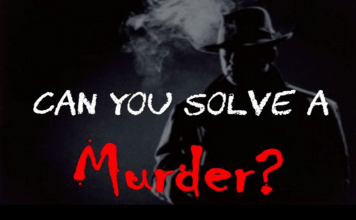 Can You Solve A Murder Case