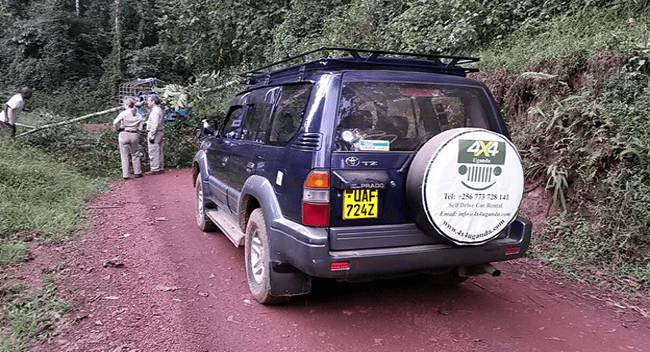 Driving After Dark Uganda