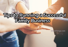 Tips to Running a Successful Family Business
