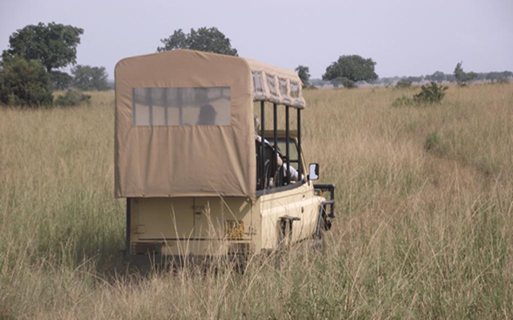 self drive safari in Uganda