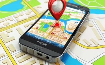 Mobile tracker android apps