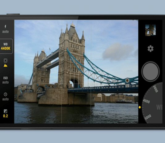 Third-Party Camera Apps