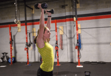 tips to get started in the CrossFit