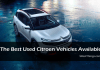 Best Used Citroen Vehicles