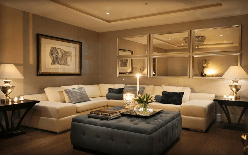Warning These Are The Best Small Living Room Ideas Of The: These Home Decor Ideas Will Maximize Space In Living Room