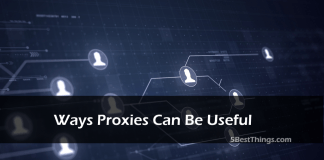 Ways Proxies Can Be Useful