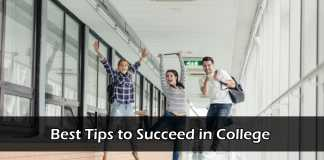 Best Tips to Succeed in College