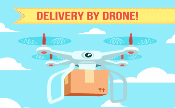 Drones the Future of International Delivery