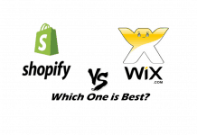Shopify vs Wix