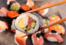 Sushi to Eat for Weight Loss