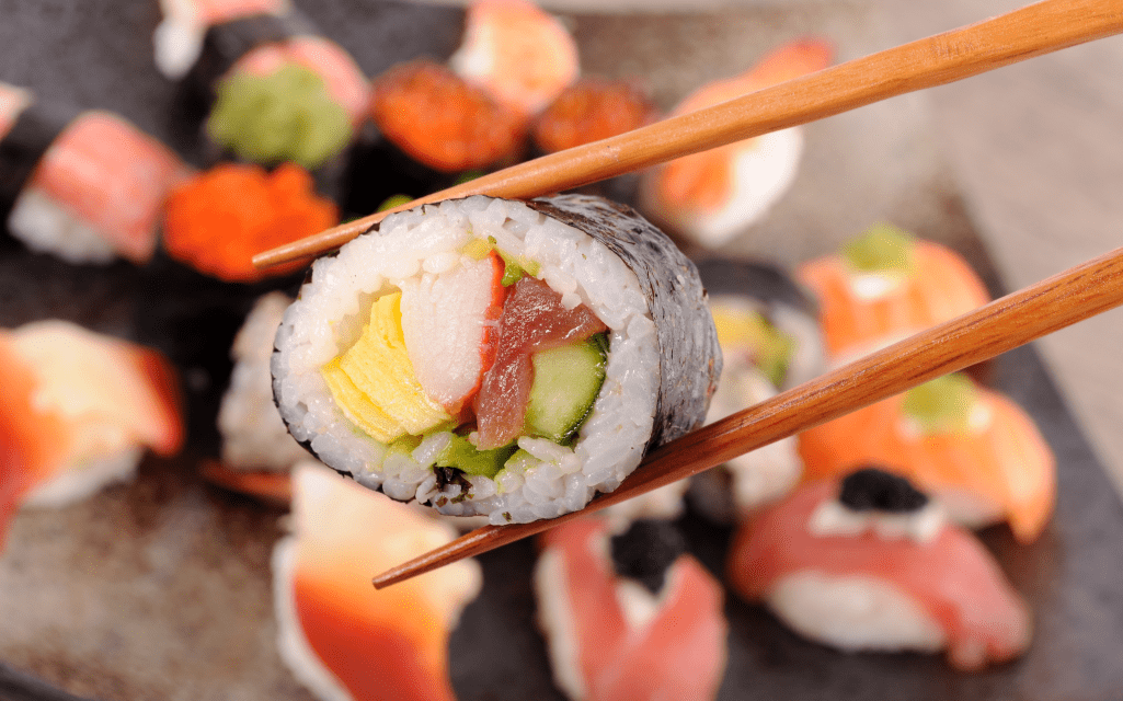 Is Sushi A Good Diet Food