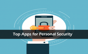 Top Apps for Personal Security