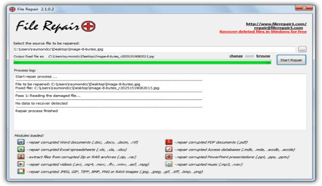File Repair 2.1 Free