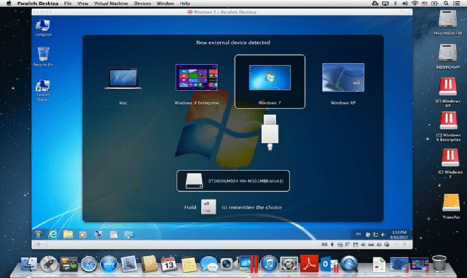 How To Use Parallels Desktop