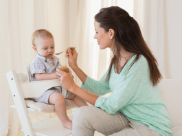 Best Kinds of High Chairs for Busy Moms
