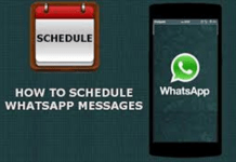 Best Way To Schedule WhastApp Messages