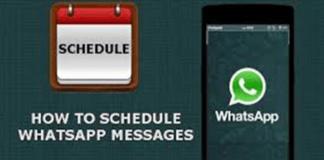 Best Way To Schedule WhastApp Messages
