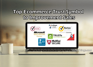 Ecommerce Trust Symbol to Improvement Sales