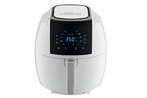 GoWISE USA 5.8-Quarts 8-in-1 Electric Air Fryer XL