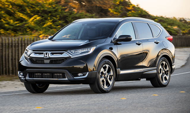 Five best car lease deals in 2018 5 best things for Honda crv 2018 lease