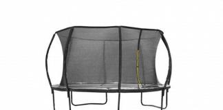 trampoline net safety