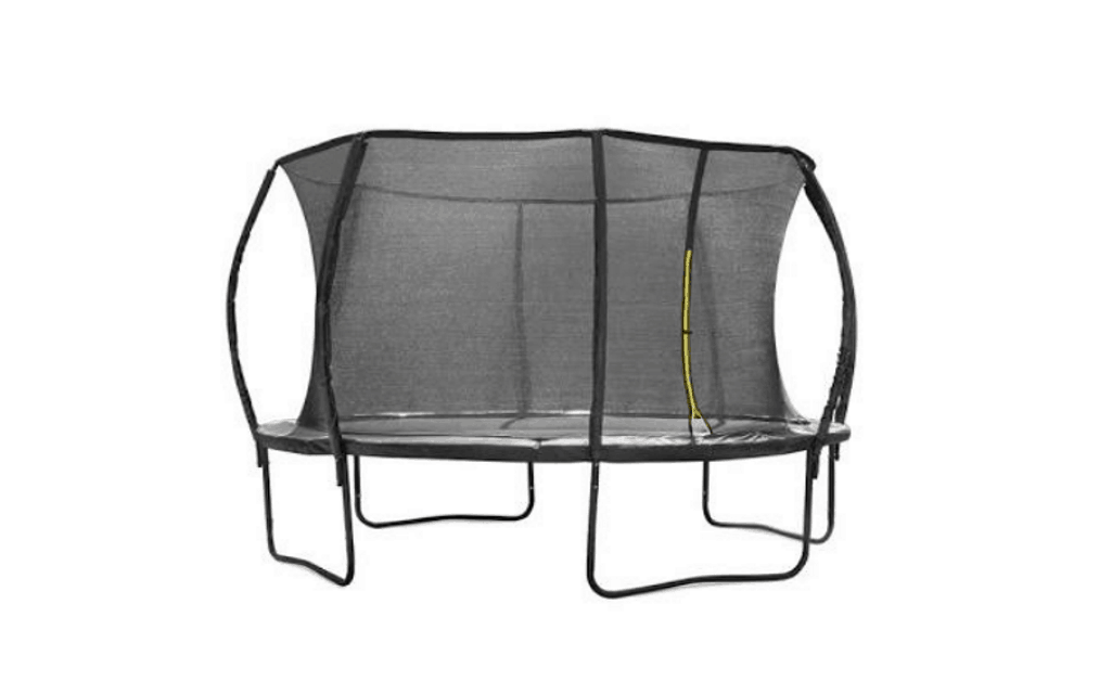 Trampoline Net Enclosures And Trampoline Safety