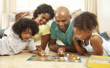 Best Family Games for a Rainy Day