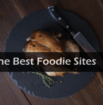 Best Foodie Sites