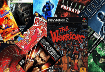 Greatest Games From The Silver Screen
