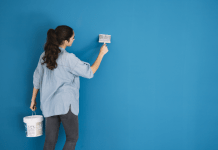 Benjamin Moore Paints From Janovic