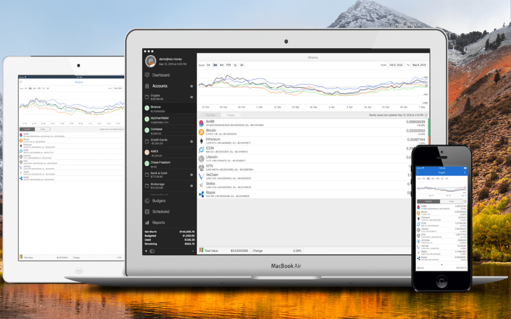 Budget planner apps for Mac