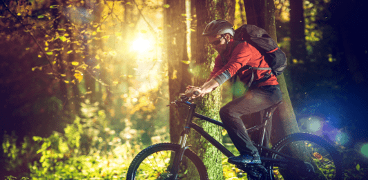 National Park Bike Tours
