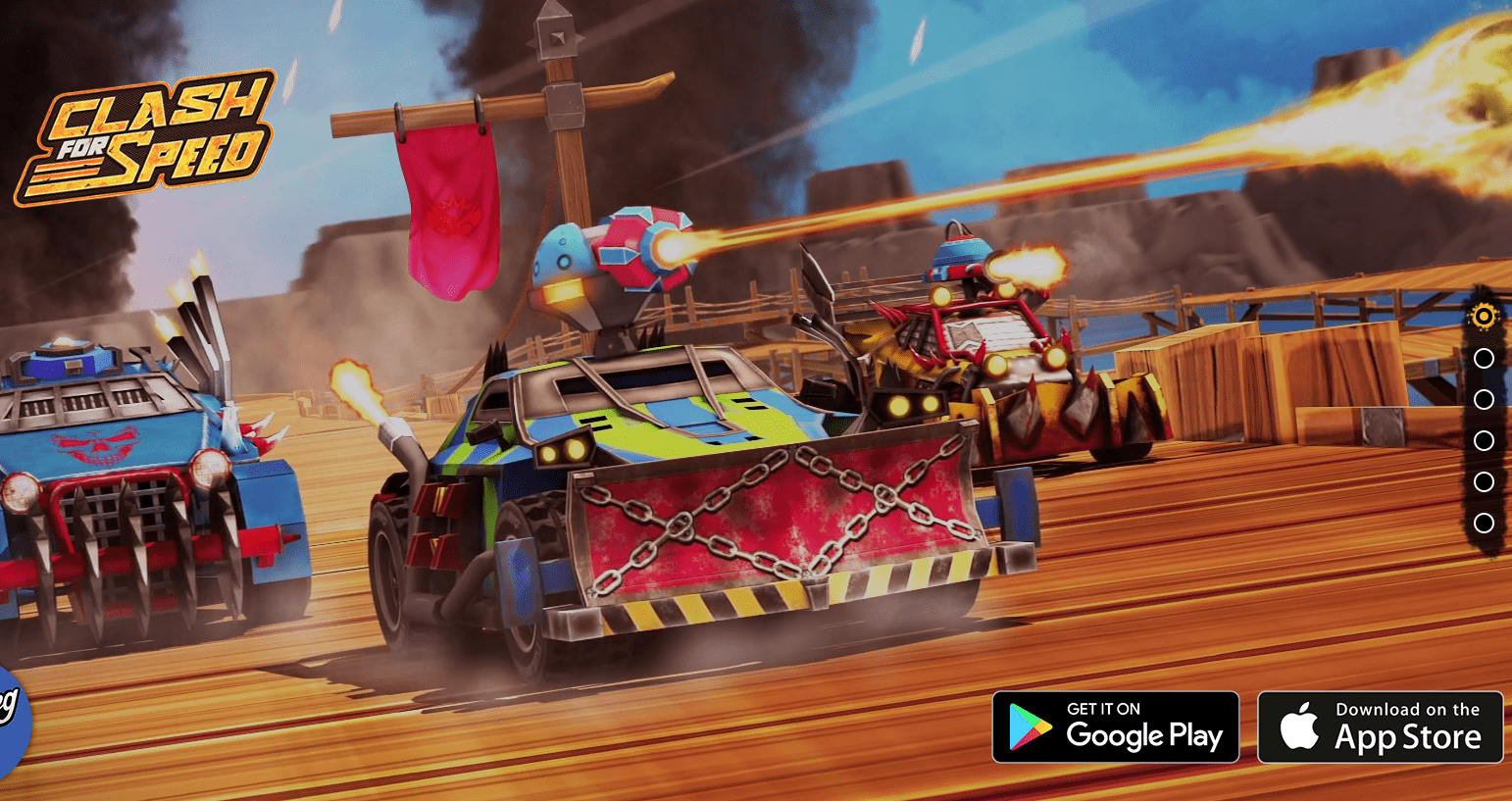 5 Best Battle Racing Games 2018 | 5 Best Things